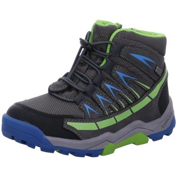 Schuhe Jungen Wanderschuhe Lurchi Bergschuhe 33-21534-35 grau