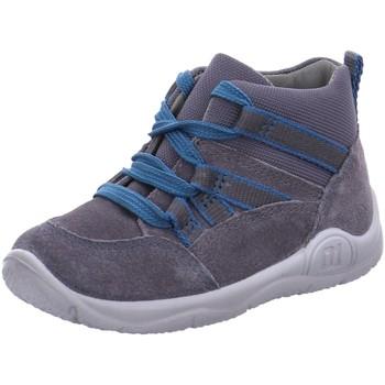 Schuhe Jungen Boots Superfit Schnuerstiefel 09411-20 grau