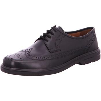 Schuhe Herren Derby-Schuhe & Richelieu Sioux Business 28446 Pacco schwarz