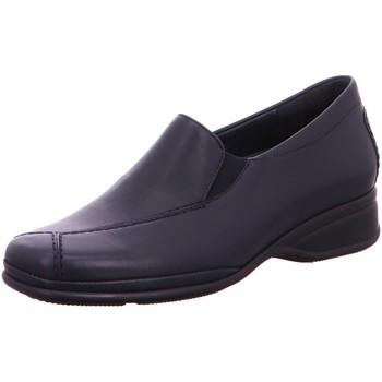 Schuhe Damen Slipper Semler Slipper -66-00 R163-5-012-070 Ria H blau
