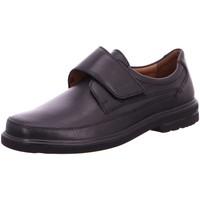 Schuhe Herren Slipper Sioux Slipper 35421 Parisifal schwarz