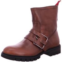 Schuhe Damen Boots Donna Carolina Stiefeletten -00 34-622-162 braun