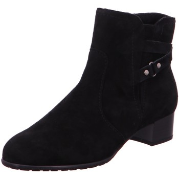 Schuhe Damen Low Boots Semler Stiefeletten V 50603-042-001 Viola Stf. H schwarz