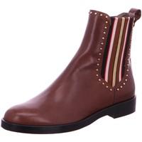 Schuhe Damen Boots Maripé Stiefeletten -11 27667-F43103052 braun