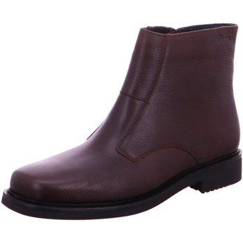 Schuhe Herren Boots Sioux 33821 Lanford-LF braun