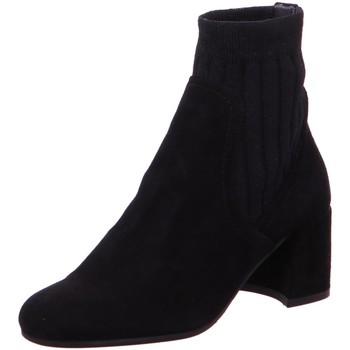 Schuhe Damen Boots Maripé Stiefeletten 27483-F40830001 schwarz