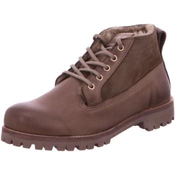 Schuhe Damen Schneestiefel Blackstone Stiefeletten -00 Ql 54 braun