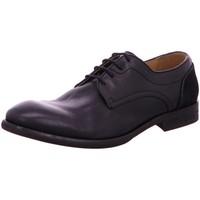 Schuhe Herren Derby-Schuhe Hudson Schnuerschuhe -44 Drecker schwarz