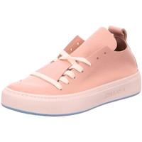 Schuhe Damen Sneaker Low Chaaya Schnuerschuhe -88-99 Cha 18-022 Shakti Regi rosa