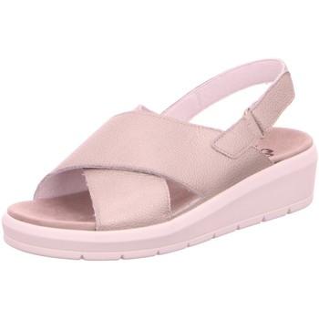 Schuhe Damen Sandalen / Sandaletten Semler Sandaletten K5015-017-015 Karen grau