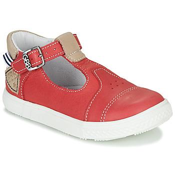 Schuhe Jungen Sandalen / Sandaletten GBB ATALE Rot