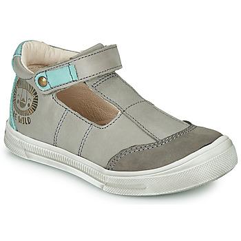 Schuhe Jungen Sandalen / Sandaletten GBB ARENI Grau