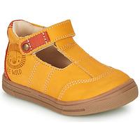 Schuhe Jungen Sandalen / Sandaletten GBB ARENI Gelb