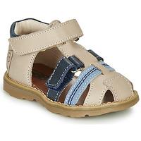 Schuhe Jungen Sandalen / Sandaletten GBB DIMMI Beige