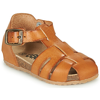 Schuhe Jungen Sandalen / Sandaletten GBB FREDERICO Cognac
