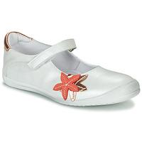 Schuhe Mädchen Ballerinas GBB EMILIETTE Weiss