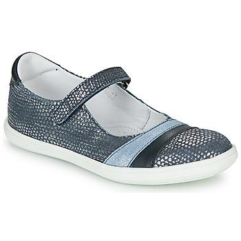 Schuhe Mädchen Ballerinas GBB ECOPA Blau