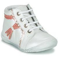 Schuhe Mädchen Boots GBB ACINTA Weiss