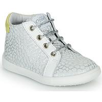 Schuhe Mädchen Sneaker High GBB FAMIA Silbern