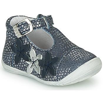Schuhe Mädchen Ballerinas GBB AGATTA Blau