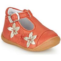 Schuhe Mädchen Ballerinas GBB AGATTA Korallenrot