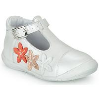 Schuhe Mädchen Ballerinas GBB AGATTA Weiss