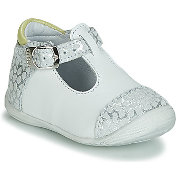 Schuhe Mädchen Ballerinas GBB MERTONE Weiss