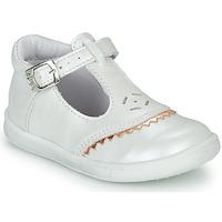 Schuhe Mädchen Ballerinas GBB AGENOR Weiss