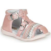 Schuhe Mädchen Sandalen / Sandaletten GBB ALIDA Rose