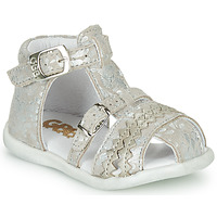 Schuhe Mädchen Sandalen / Sandaletten GBB ALIDA Beige