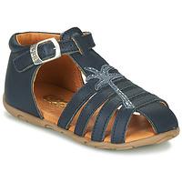 Schuhe Mädchen Sandalen / Sandaletten GBB ANAYA Marine