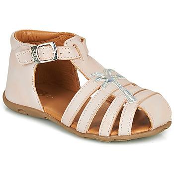 Schuhe Mädchen Sandalen / Sandaletten GBB ANAYA Rose