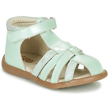 Schuhe Mädchen Sandalen / Sandaletten GBB AGRIPINE Grün