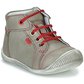 Schuhe Jungen Boots GBB PARGA Grau
