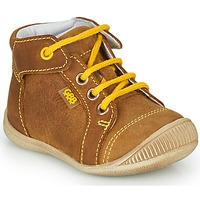 Schuhe Jungen Sneaker High GBB PARGA Braun