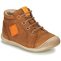 Schuhe Jungen Sneaker High GBB TARAVI Braun