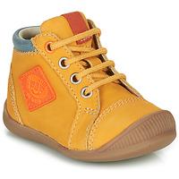 Schuhe Jungen Sneaker High GBB TARAVI Gelb