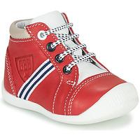 Schuhe Jungen Sneaker High GBB GABRI Rot