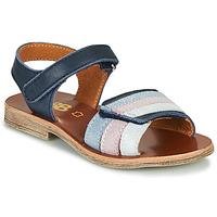Schuhe Mädchen Sandalen / Sandaletten GBB MIMOSA Marine