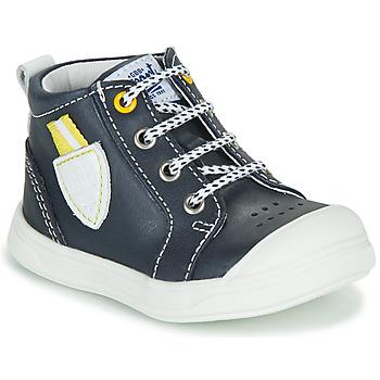 Schuhe Jungen Sneaker High GBB GREGOR Marine