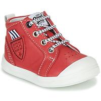 Schuhe Jungen Sneaker High GBB GREGOR Rot