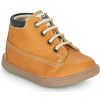 Schuhe Jungen Sneaker High GBB NORMAN Orange