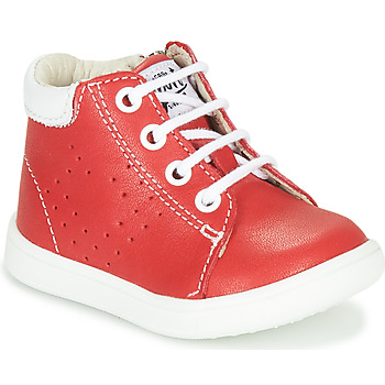 Schuhe Jungen Sneaker High GBB FOLLIO Rot