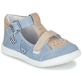 Schuhe Jungen Sandalen / Sandaletten GBB BERETO Blau