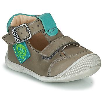 Schuhe Jungen Sandalen / Sandaletten GBB BOLINA Grau