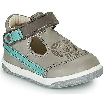 Schuhe Jungen Sandalen / Sandaletten GBB ANGOR Grau