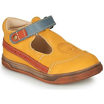 Schuhe Jungen Sandalen / Sandaletten GBB ANGOR Gelb