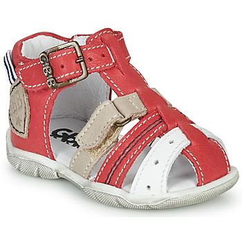 Schuhe Jungen Sandalen / Sandaletten GBB BYZANTE Rot