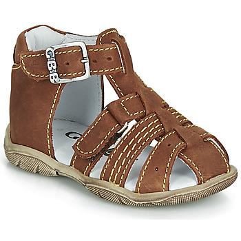 Schuhe Jungen Sandalen / Sandaletten GBB ARIGO Braun