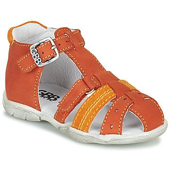 Schuhe Jungen Sandalen / Sandaletten GBB ARIGO Orange